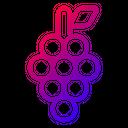 Grape Grapes Nature Icon