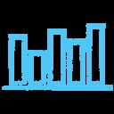 Web Graph Marketing Icon