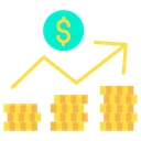 Graph Investment Graph Invest Graph Icon