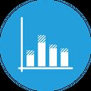 Graph Chart Report Icon
