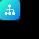 Graph Chart Flowchart Icon