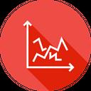 Graph Chart Statics Icon