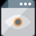 Graphic Designing Virtual Web Design Virtual Website Icon