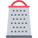 Grater Cooking Cook Icon