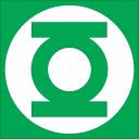 Green Lantern Logo Icon