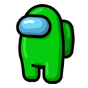 Green Free Character Icon