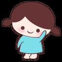 Greet Happy Hello Icon