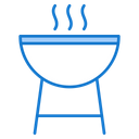 Grill Food Cooking Icon
