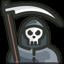 Grim Reaper Death Icon