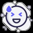 Grinning Icon