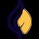Gripfire Technology Logo Social Media Logo Icon