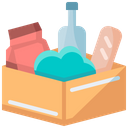Stock Supplies Food Icon