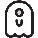 Group Ghost Icon