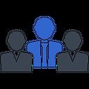 Group Team Teamwork Icon