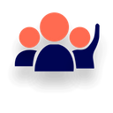 Group Attendance People Icon