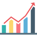 Growth Graph Graph Growth Chart Icon