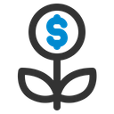 Growth Business Success Icon