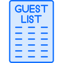 Guest List Icon