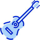 Guitar Instrument Music Icon