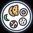 Gujrati food Icon