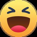 Haha Emoji Happy Icon