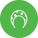 Hair Bend Scarf Icon