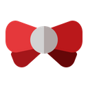 Hairpin Pigtails Accessories Icon