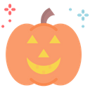 Pumpkin Scary Spooky Icon