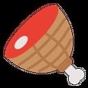 Ham Leg Food Ham Icon