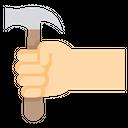 Labor Day Labor Constructor Icon