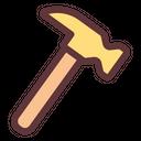 Hammer Tool Construction Icon