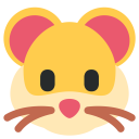 Hamster Face Pet Icon