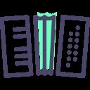 Asset Hand Harmonium Icon