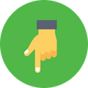 Hand Office Finger Icon
