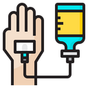 Hand Healthcar Hospital Icon