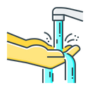 Clean Cleaning Hand Icon