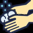 Corona Fingers Hand Icon