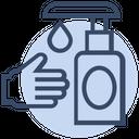 Hand Wash Gel Icon