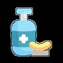 Covid Corona Hygiene Icon