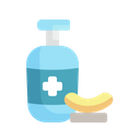 Hand Washing Gel Icon