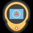 Navigation Device Navigation App Gps Icon