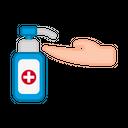 Wash Hands Handwash Soap Icon