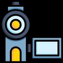 Video Camera Technology Icon