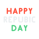 Happy Republic Day Icon