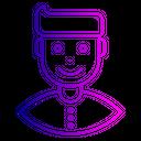 Happy Man Avatar Icon