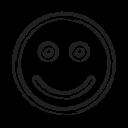 Happy Face Emoji Icon