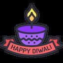 Happy Diwali Icon