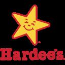 Hardees Restaurants Logo Icon