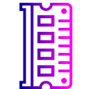 Hardware Random Access Icon