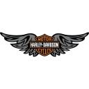 Harley Wings Brand Icon